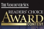 Vancouver Sun's Reader's Choice Awards